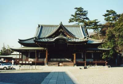 本坊本行寺鶴林殿
